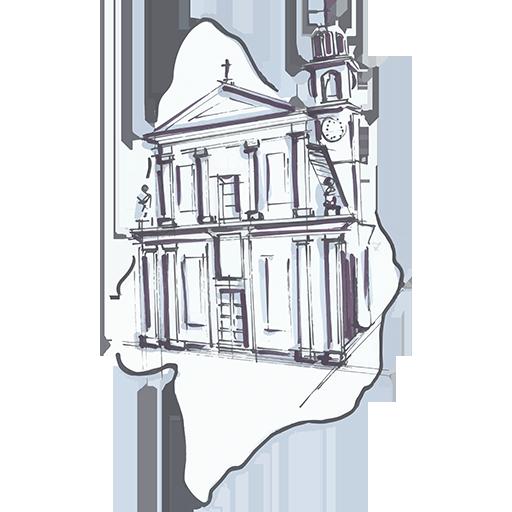 logo parrocchia Barzana
